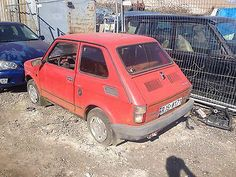 Fiat 126 Glx, Spares Or Repair, Left Hand Drive  - http://www.classiccarsunder1000.com/archives/47344