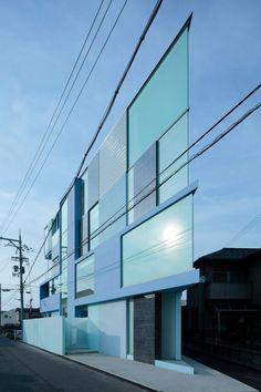 On the corner, Shiga / Japan by Eastern Design Office photo