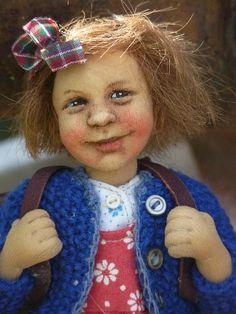 Gabriele Lipp doll