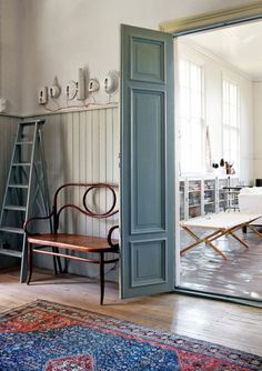 the home of the artist gunnel sahlin