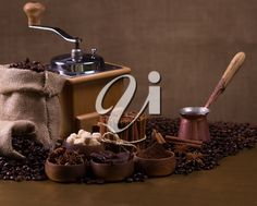 Spices, Beans, Coffee, Brown, Decor, Kaffee, Spice, Decoration, Beans Recipes