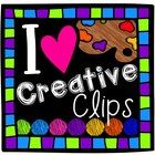 A bunch of people have asked me to start creating Creative Clips fan buttons, logos, etc. as well clipart lovers buttons. So here is the first of m...