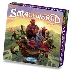 Amazon.com: Small World: --- This is a game that Wil played that I thought looked fun to play with the kids.
