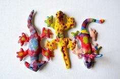 Jul & Joy!: Another Lizards :)