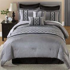 Betty 8-Pc.Comforter Set & More