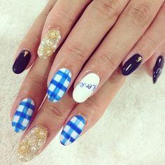 Instagram photo by quinaileyelash - #nail #nailart #ネイル#ネイルアート
