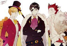 Haikyuu  Shiratorizawa team Halloween