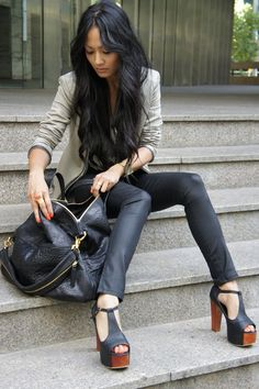Love this... Own these shoes