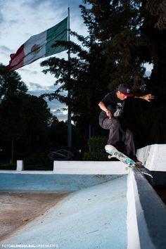 Carlos Sonora - Fs Crooks - Foto: Alonso Leal