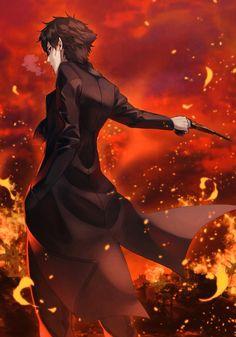 Get Easy Anime Wallpaper IPhone Re Zero 埋め込み - iPhone X Wallpapers Fate Zero Kiritsugu, Dark Artwork, Fate Anime Series, Film D'animation, Reborn Katekyo Hitman, Re Zero, Cool Animations, Manga Boy, Manga Games