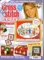 """(1) Gallery.ru / tymannost - Альбом """"Cross Stitch Crazy 093 декабрь 2006"""""""
