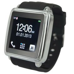 Sourcingbay Smartwatch for Iphone/android Phones - Alarm Anti-lost on http://healthyandfitnesscare.com/sourcingbay-smartwatch-for-iphoneandroid-phones-alarm-anti-lost
