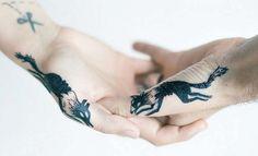 Tattoo Lust: Finger Tattoos | Fonda LaShay // Design