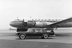 1963 Mercedes-Benz 600 (W100)
