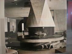 Hotel La Flaine. French Alps/ Flaine, France. 1969. Marcel Breuer
