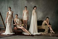 Zuhair Murad's collection, but I think it's a good photo idea for music bands or just group of friends