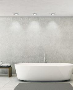 Eglo 94988 Cailin Single LED Bathroom Wall Light Cast Aluminium//Polished Chrome