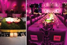 Hot Pink And Black Wedding Ideas | hot pink and black wedding