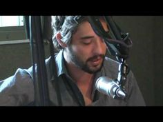 Ryan Bingham...unique voice, great talent.  Check it out.