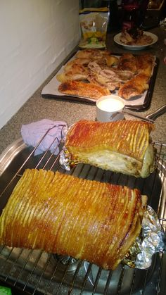 flæskesteg (pork roast with crispy skin) from the expat blog The Copenhagen Tales