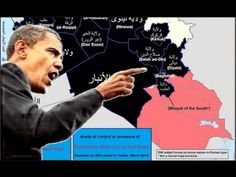 SHOCK CLAIM: Obama Is Behind the Islamic Caliphate! || Sounds shocking, but watch the video. Good points are made. Remember, Obama administration tied to ISIS in Iraq via support of Syrian rebels who pledge allegiance to Al Qaeda & Obama still supplying them w/support/weapons...