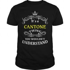 Cantone T-Shirts Hoodie