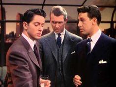 La Soga (Rope) - James Stewart, John Dall y Farley Granger. 1948 - Película dirigida por Alfred Hitchcock - Película completa en Español.