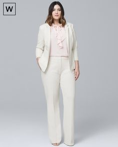 Plus Size Spring Work Outfit Idea - Plus Size Fashion for Women … Plus Size Spring Work Outfits, Plus Size Fashion For Women Work, Spring Outfits Women, Plus Size Outfits, Plus Size Work, Look Plus Size, Plus Size Model, Curvy Outfits, Fashion Outfits