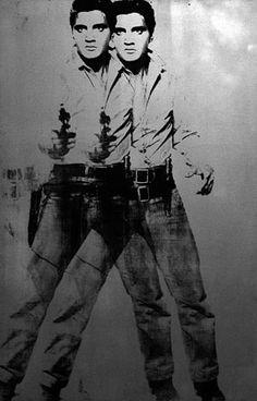 Warhol - Double Elvis
