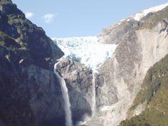 Glaciar Queulat, Carretera Austral