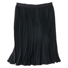 Jason Wu for Target Pleated Skirt in Black - Size 6 $35.99