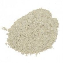 Bentonite Clay Powder, for making homemade baby powder, super healing!