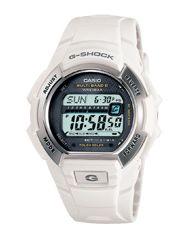 Casio Men's G-Shock Solar Atomic Watch GWM850-7CR White