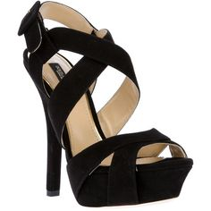 DOLCE & GABBANA high heel sandal found on Polyvore
