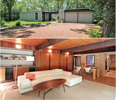 In Lake Forest, a Lovely Mid-Century Modern Home Asks $499K