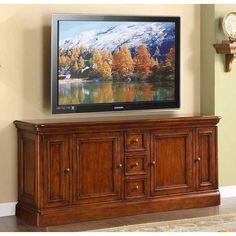 Bon American Furniture Warehouse    Virtual Store    Vte76con Golden Oak By  Whalen Villa Tuscano