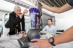 James Dyson/Tracked - WSJ