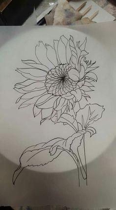 Risultati immagini per catherine woods china painter China Painting, Tole Painting, Fabric Painting, Sunflower Drawing, Floral Drawing, Mandala Design, Art Sketchbook, Pencil Art, Pattern Art