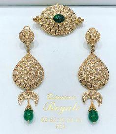 Bijoux Design, Moroccan Jewelry, Ear Rings, Wedding Stuff, Gold Jewelry, Crochet Earrings, Women's Fashion, Jewels, Drop Earrings