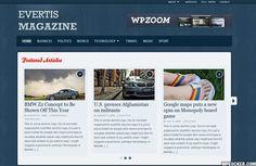 Free Evertis Premium Wordpress Theme ver 2.1  - http://wordpressthemes.im/free-evertis-premium-wordpress-theme-ver-2-1/
