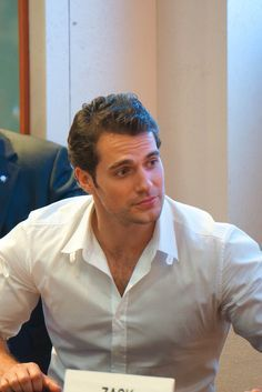 Henry Cavill at SDCC 2012