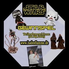 Gewinnspiel - Hadesflamme - Merchandise - Onlineshop für alles was das (Fan) Herz begehrt!