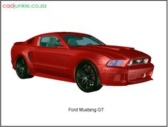 CAD Format: AutoCAD 2013 Block Type: 3D Mesh Units: mm Description Ford Mustang GT Autocad, 3d Mesh, Cad Blocks, Ford Mustang Gt, The Unit, Type, Vehicles, Car, Vehicle