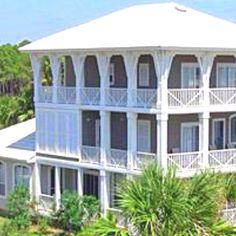 Summer vacation home. Seagrove Florida.