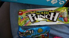 From Influenster yummy candies