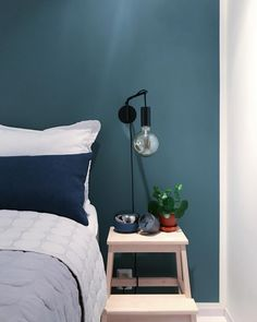 Fargen balanse 6235 er verdens fineste blågrønne farge ifølge produsenten.
