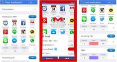 Flash Notification 2 Notification App, Top Apps, Best Apps, Android Apps, Music, Free, Muziek, Music Activities, Musik