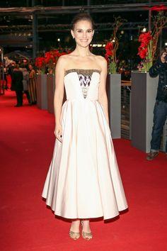 Style crush:Natalie Portman in Dior