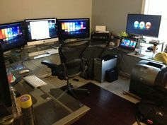 Nice Office Space Ideas