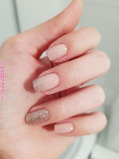 Related posts:Hand french nails pictureBlack tips, ringsAwesome pirate nails idea 2015 French Nails, Pretty Nail Designs, Nail Art Designs, Nude Nails, My Nails, Acrylic Nails, Glitter Nails, Nagellack Trends, Pin On